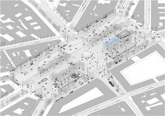 TVK transforms Place de la République into Paris' largest pedestrian square