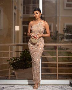 Nigerian Lace Styles, Aso Ebi Lace Styles, African Lace Styles, Lace Dress Styles, African Lace Dresses, African Fashion Dresses, African Style, Kente Styles, African Wear