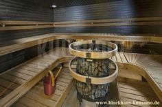 In Finland, you strip off your clothes and take a sauna. it's mighty nice to be able to stay warm. In some countries, you huddle around a fireplace. Finnish Sauna, Wellness, Stay Warm, Finland, Country, Nice, Travel, Hot Pot, Komfort