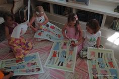 A Doll Birthday Party - The Decorologist