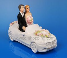 classic car wedding cake topper | cake toppers wedding decorations best accessories