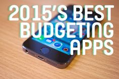 Top Budgeting and Personal Finance Apps of 2015.  Also - I really like Out of Milk for grocery lists. It means I always have it with me, and I try to stick to it the best I can