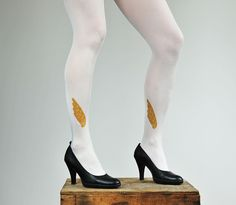 Creative Fashion Tights frombr / Les Queues de Sardines