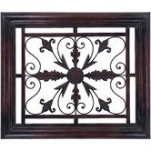 Found it at Wayfair - Square Scroll Wall Decor