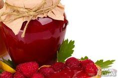 Receita de Geléia de morango diet