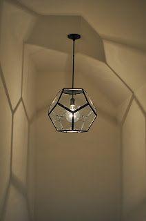 hexagon lighting