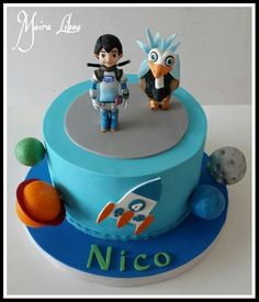 miles from tomorrowland cakes - Google Search