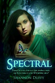 Click book cover for review of Spectral by Shannon Duffy!
