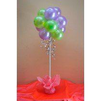 arbolitos globos centros de mesa - Buscar con Google