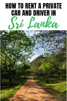 How to Rent a Car in Sri Lanka with Driver (and Why You Should! Asia Travel, Travel Tips, Arugam Bay, Learn To Surf, Island Nations, Plan Your Trip, Dream Vacations, Where To Go, Cool Places To Visit