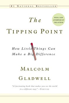 Local Levo Leader Book Recommendation | The Tipping Point #read