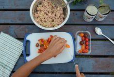 Italian-Inspired Tuna & Bean Salad