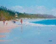 Byron Bay, Australia   #Byronbay #Byronbayart #beachpaintings #beachprints #beachhousedecor #beachscenes #beachpillows #summerscene