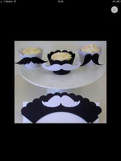 Moustache cases