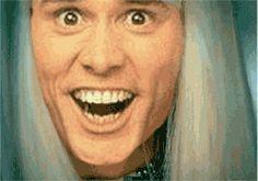 Weird Jim Carrey GIF
