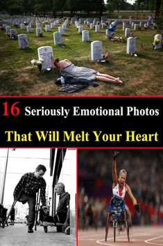 16 Seriously Emotional Photos That Will Melt Your Heart - Top Buzz Weird Facts, Fun Facts, Emotional Photos, Photo Class, Shocking Facts, Strong Feelings, Feeling Alone, Just Amazing, Make You Smile