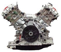 Audi and Volkswagen Standard Engines