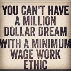 Million vs minimum