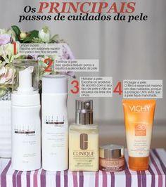 os 4 passos de cuidado da pele produtos preferidos maquiagem borboletas na carteira-002
