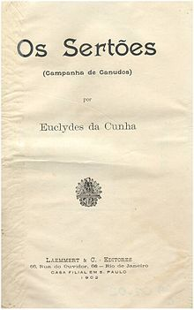 Euclides da Cunha – Wikipédia, a enciclopédia livre