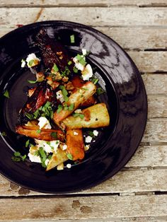 Sophie Dahl's Warm Winter Salad. One of my absolute favorites!