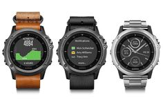 The Garmin Fenix 3 HR GPS watch is now available.. #trending #wearables