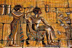 Download Ancient Egyptian Papyrus Royalty Free Stock Images for free or as low as $0.20USD. New users enjoy 60% OFF. 22,888,225 high-resolution stock photos and vector illustrations. Image: 7020089