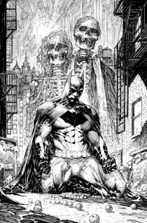 BATMAN BLACK AND WHITE #1 | DC Comics
