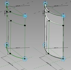 Revit Adaptive Component: Practical Archetypes – Curved Glass ...