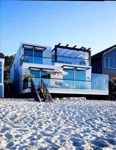 Modernissima casa de praia