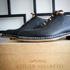 Atelier Amareto Is looking for fine shops to carry our product, if interested please contact us. #claudio_lopez_shoemaker#atelieramareto#handmade #schuhe #mensshoes #menswear #shoeporn #patine...