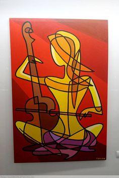 Múscica Luis Davila - Artelista.