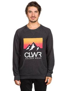 Colour Wear CLWR Crew Sweater