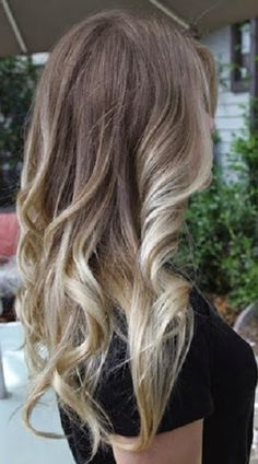 Ombre saç renkleri 2016-8