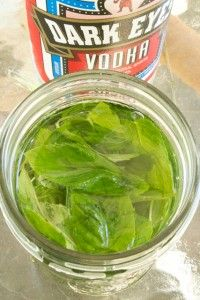 How-to: Make Homemade Mint Extract