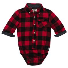 As if I'm not getting this lumberjack onesie from Osh Kosh.