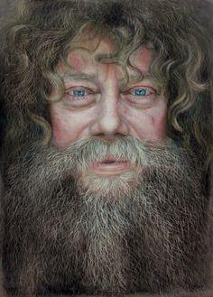 Rubén Belloso's wonderful drawings..
