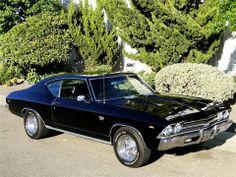 69 Chevelle | 69 Chevelle SS | Horsepower & Hotwheels