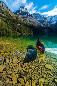 LAKE O'HARA    YOHO NATIONAL PARK    CANADA