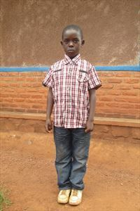 Ntakiyimana lives in Rwanda with his grandmother. He likes to play soccer. He has been waiting over 6 months for a sponsor, will you be the one to end his wait today?