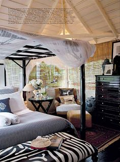 VOGUE LIVING - Photo Nick Leary Stuart Membery Home Collection