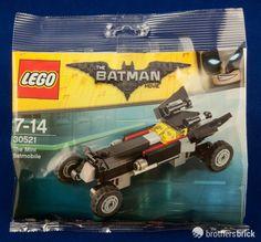 30521 The Mini Batmobile Batman Film, Lego Batman Movie, Lego Batman 2017, Batman Toys For Kids, Lego Batmobile, Iron Man Cartoon, Lego News, Lego Disney, Batcave