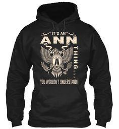 Its an ANN Thing #Ann