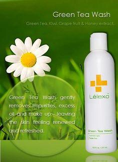Green Tea Cleanser