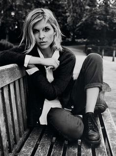 Mimic the Muse: Clémence Poésy | The Daily Mark