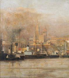 Frederick McCubbin Melbourne 1888