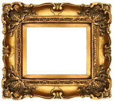 Vintage Gold Gilded Frames Free Printables Printables Frame