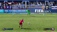 OMG! How Difficult To Shoot A Penalty