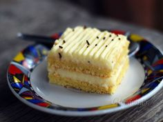 Citrónová kocka • recept • bonvivani.sk
