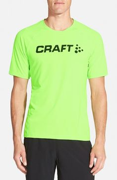 Men's Craft 'Precise' Moisture Wicking Training T-Shirt